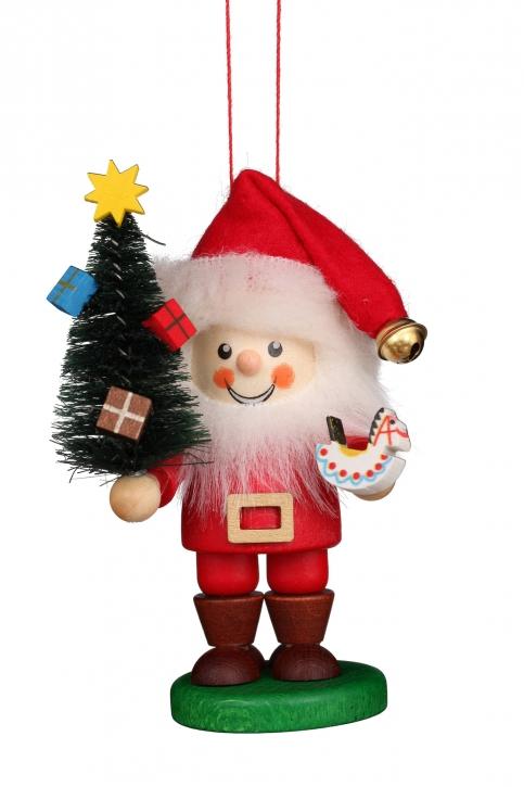Baumbehang <br>»Strolch Weihnachtsmann«