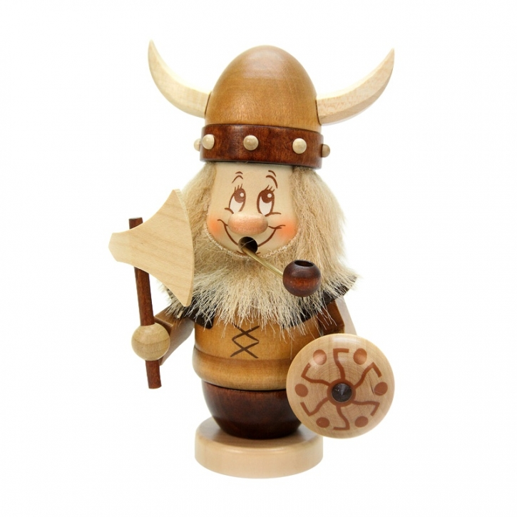 Räuchermännchen <br>»Miniwichtel - Wikinger« <br>14,5 cm