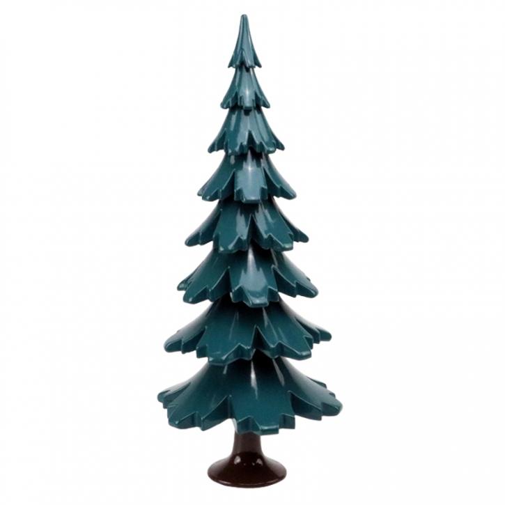 Accessoires <br>»Miniature tree - green« <br>24,5cm