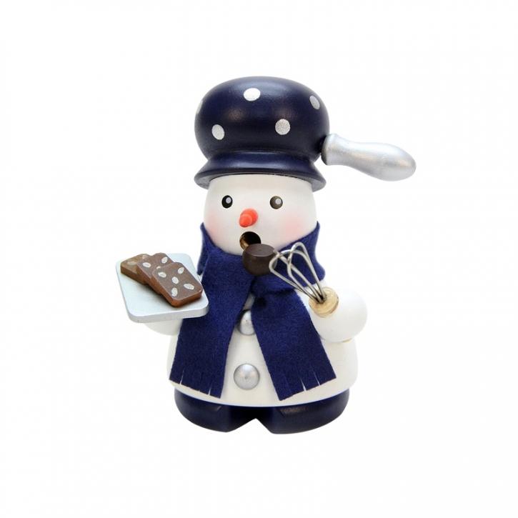 Smoking figure <br>»Snowman baker«