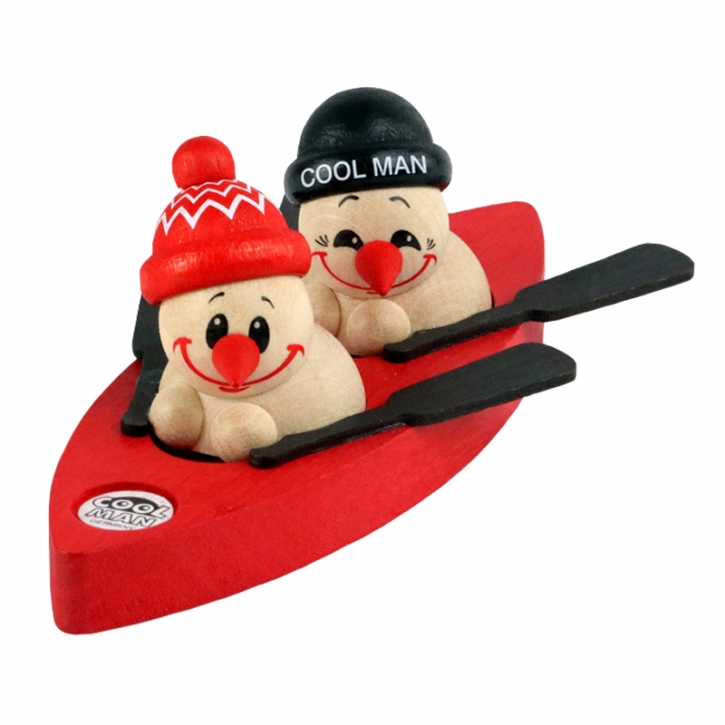Cool Man <br>»Fritz und Freddy im Boot«