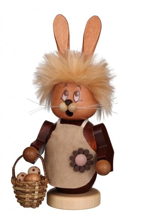 Räuchermännchen <br>»Miniwichtel - Häsin« <br>16,5 cm