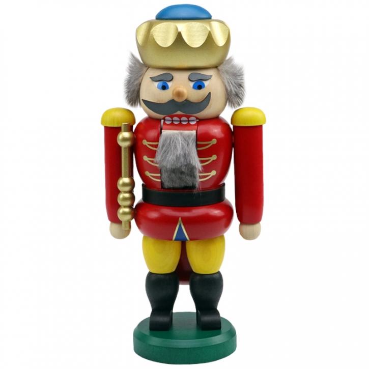 Nussknacker <br>»König - rot« <br>20 cm