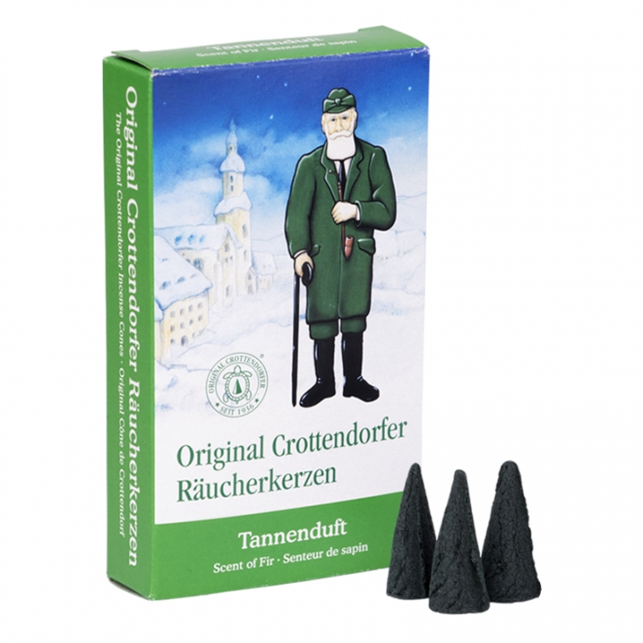 Incense cone <br> »Scent of Fir« <br> Size M