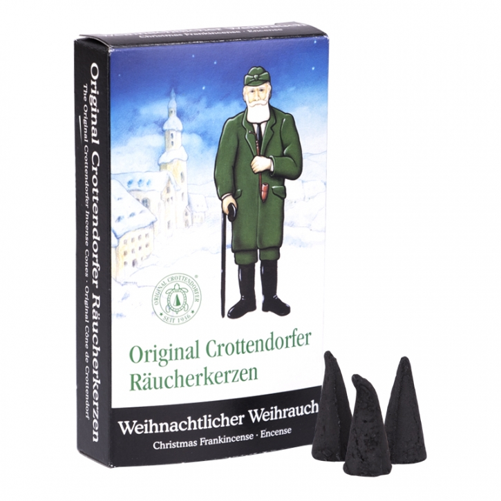 Incense cone <br> »Christmas Frankincense« <br> Size M