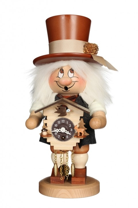 Smoking figure <br>»Gnome - Black Forest Fellow« <br>31,5cm
