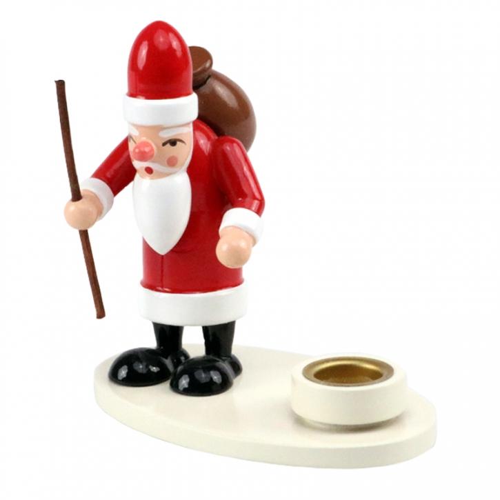 """Kerzenhalter <br>""""Weihnachtsmann - klein"""""""