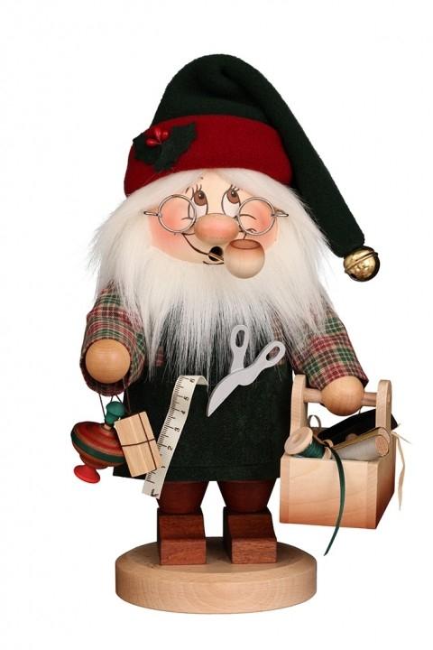 Räuchermännchen <br>»Wichtel - Weihnachtsmann« <br>28,5 cm